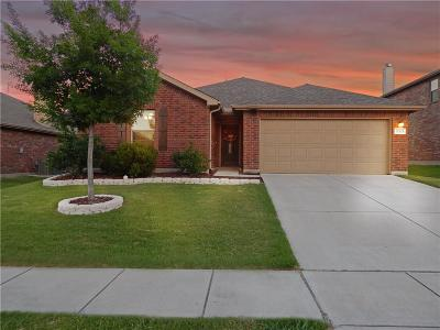 Rhome TX Single Family Home Active Contingent: $180,000