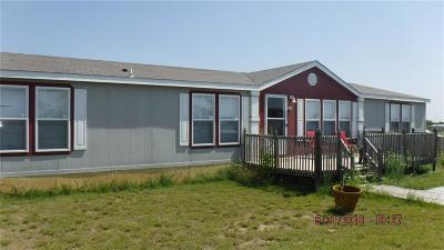 Rhome Single Family Home Active Option Contract: 383 Private Road 4732