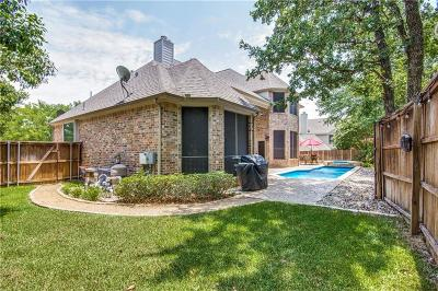 Keller Single Family Home For Sale: 704 Hidden Woods Drive