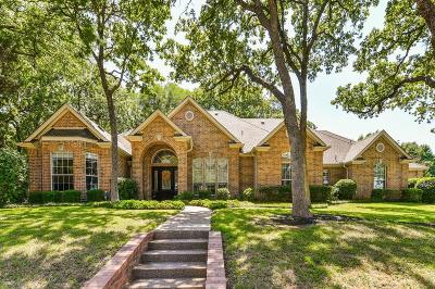 Mansfield Single Family Home For Sale: 2 Toscany Court