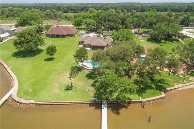 Granbury Single Family Home Active Contingent: 1608 Island Village Court