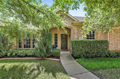 Frisco Single Family Home Active Option Contract: 6622 Fairlawn Drive