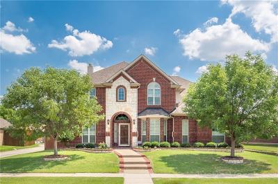 Carrollton Single Family Home For Sale: 1524 Bluebonnet Way