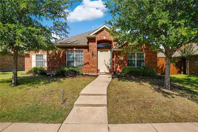 The Colony Single Family Home For Sale: 6429 Branchwood Trail