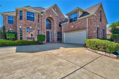 Keller Single Family Home For Sale: 801 Crown Court