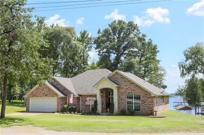 Cedar Creek Lake, Athens, Kemp Single Family Home For Sale: 2722 Tanglewood Drive
