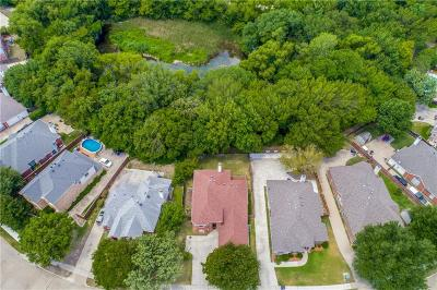 Allen Single Family Home For Sale: 118 Bardwell Drive