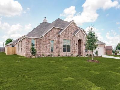 Rhome Single Family Home Active Option Contract: 12424 Shine Avenue