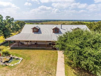 Cleburne Single Family Home For Sale: 7048 County Road 1204