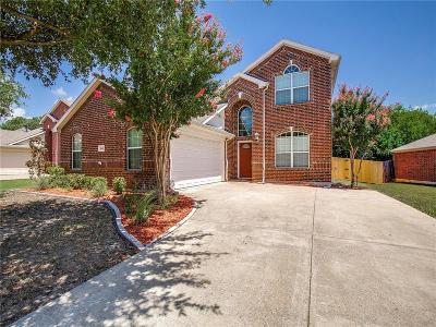 Rockwall Single Family Home For Sale: 466 Geary Drive
