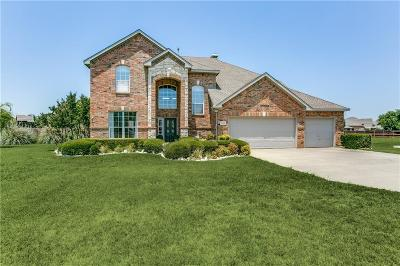 Corinth Single Family Home Active Option Contract: 3401 Burrwood Circle