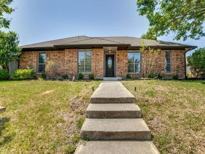 Coppell Single Family Home For Sale: 317 Barclay Avenue