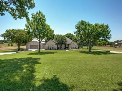 Wise County Single Family Home For Sale: 2011 Wild Horse Road