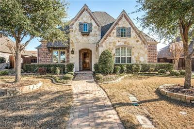 Irving Single Family Home Active Kick Out: 612 Scenic Drive