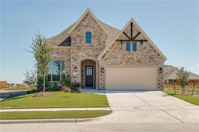 McKinney Single Family Home Active Contingent: 3912 Bamboo Trail