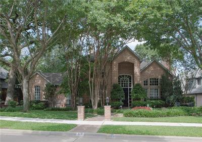 Coppell Single Family Home Active Kick Out: 117 Sand Point Court