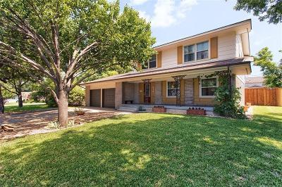 Canyon Creek 01, Canyon Creek 03 Single Family Home For Sale: 510 Sage Valley Drive