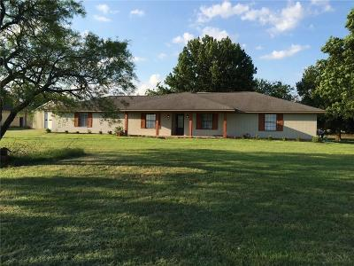Whitesboro Single Family Home Active Option Contract: 31512 Us Highway 82