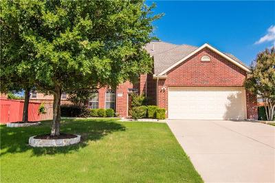 Lewisville Single Family Home For Sale: 1728 Mystic Hollow Drive
