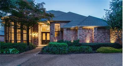 Plano Single Family Home For Sale: 1709 Burning Tree
