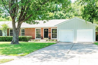 Single Family Home For Sale: 9923 Kilarney Drive