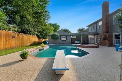 Highland Village Single Family Home For Sale: 2250 Strathmore Drive