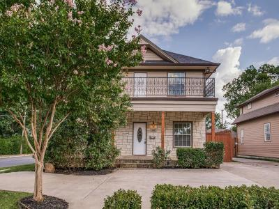 Dallas Single Family Home For Sale: 600 W 9th Street