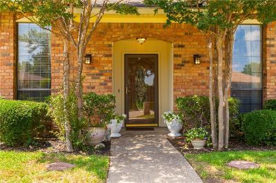 Mesquite Single Family Home For Sale: 427 Dinalynn Street