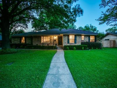 Farmers Branch Single Family Home For Sale: 3055 Randy Lane