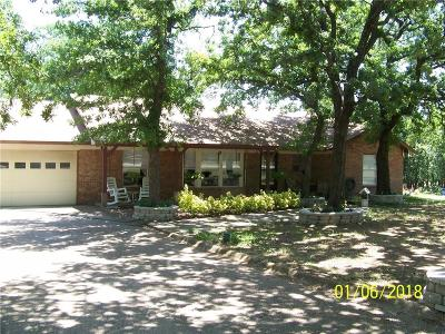 Springtown Single Family Home Active Option Contract: 111 Christy Lane