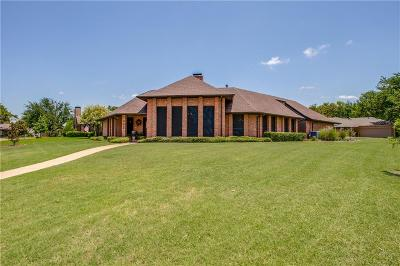 Rockwall Single Family Home For Sale: 302 Westway Circle