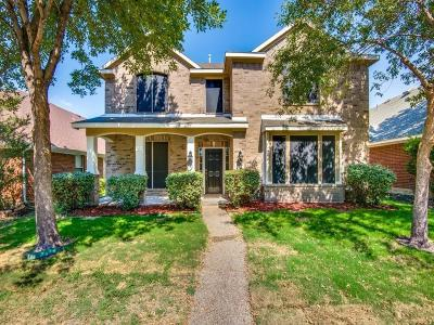 The Colony Single Family Home For Sale: 5508 Green Hollow Lane