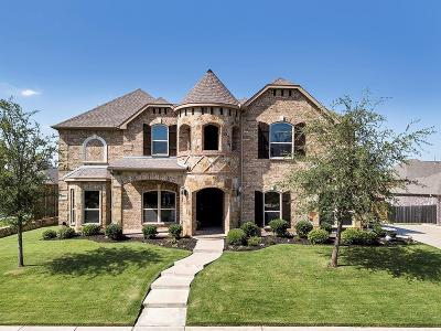 Prosper Single Family Home Active Contingent: 2231 Nocona Drive