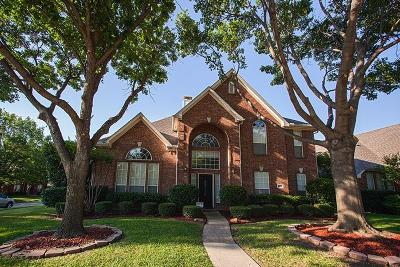 Irving Single Family Home Active Option Contract: 1000 Cowboys Parkway