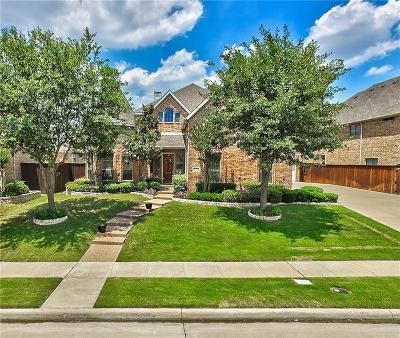 Frisco Single Family Home For Sale: 5168 Iroquois Drive