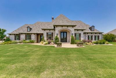 Lucas Single Family Home For Sale: 2729 Wolf Creek Drive