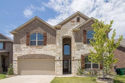 Mckinney Single Family Home For Sale: 12404 Buffalo Gap Drive