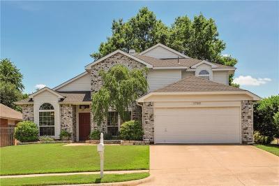 Arlington Single Family Home For Sale: 1700 Raton Drive