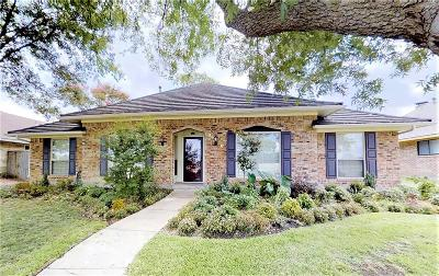 Garland Single Family Home For Sale: 3310 Hayman Drive