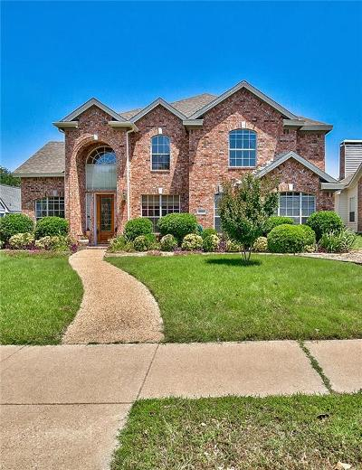 Plano Single Family Home Active Contingent: 4437 Maize Drive