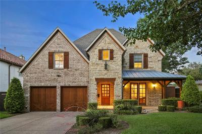 Single Family Home For Sale: 3916 Sperry