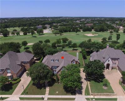 Flower Mound Single Family Home For Sale: 5113 Balmoral Lane