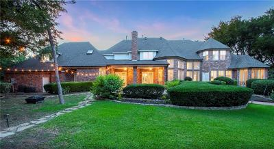 Flower Mound Single Family Home For Sale: 4705 Nantucket Court