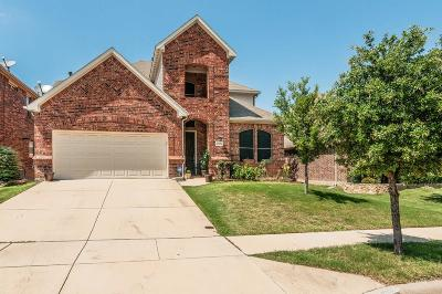 Fort Worth Single Family Home For Sale: 2521 Whispering Pines Drive