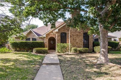 Carrollton TX Single Family Home For Sale: $359,900