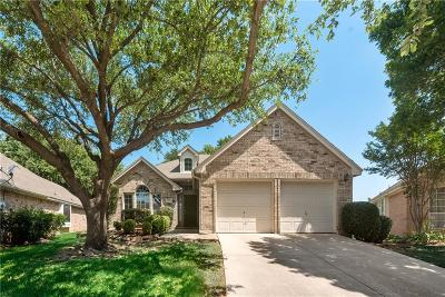 Fort Worth Single Family Home For Sale: 3533 Stone Creek Court