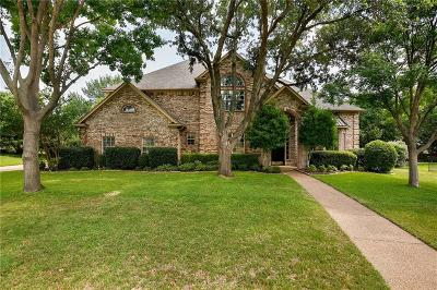 Southlake Single Family Home Active Option Contract: 802 Hillcrest Trail