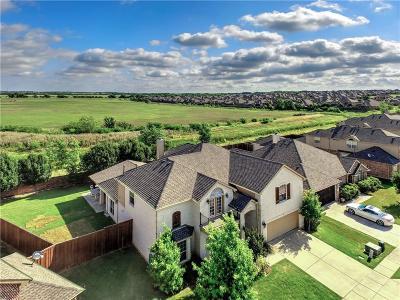 Celina Single Family Home For Sale: 204 Palomino Lane