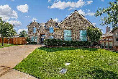 Rockwall Single Family Home Active Option Contract: 1160 Waterwood Circle