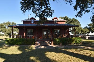 Comanche County Single Family Home For Sale: 351 County Road 440